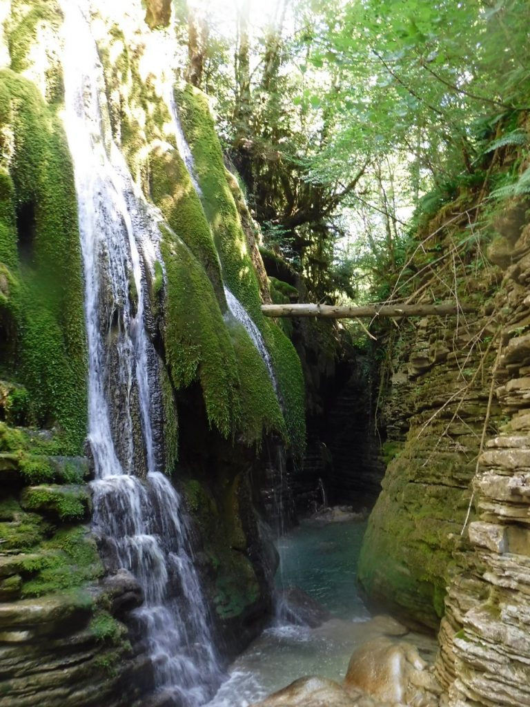 canyoning -La Glera