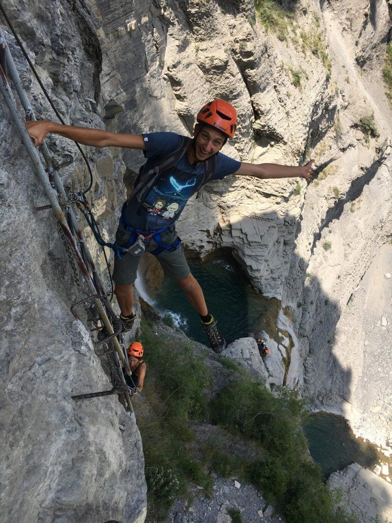 canyoning - Sorrosal